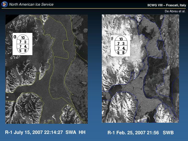 R-1 July 15, 2007 22:14:27  SWA  HH