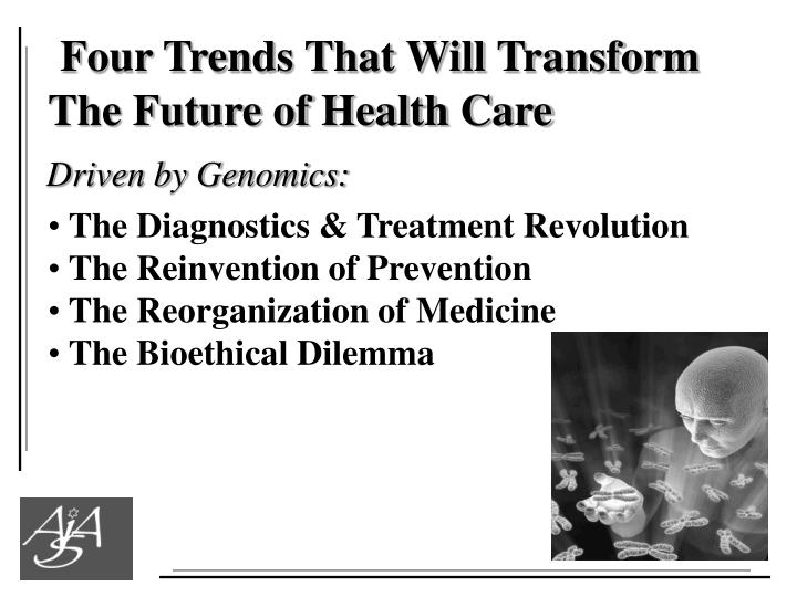 Four Trends That Will Transform