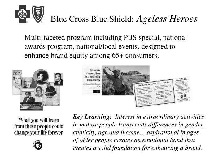 Blue Cross Blue Shield: