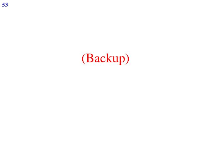 (Backup)