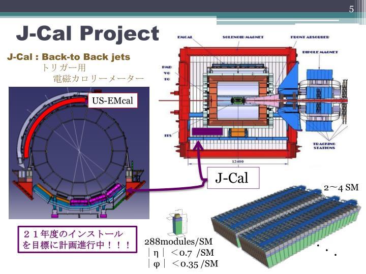 J-Cal Project