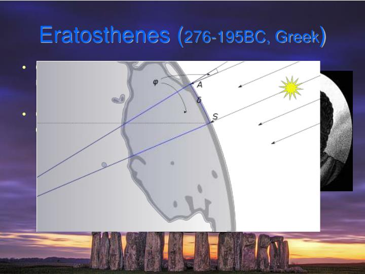 Eratosthenes (