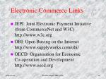 electronic commerce links2