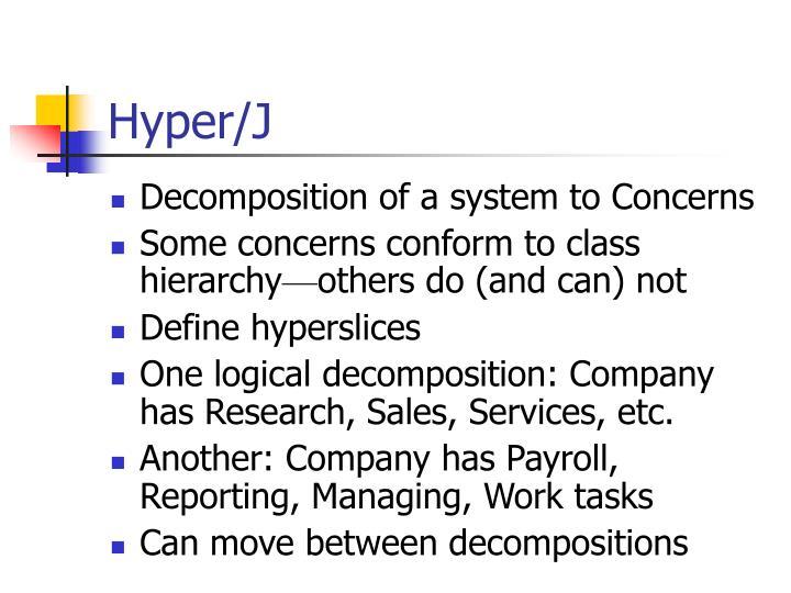 Hyper/J