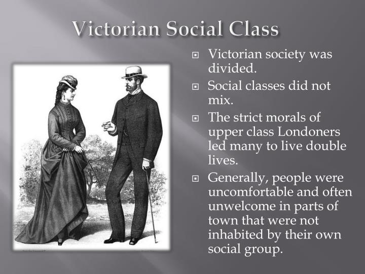 Victorian Social Class