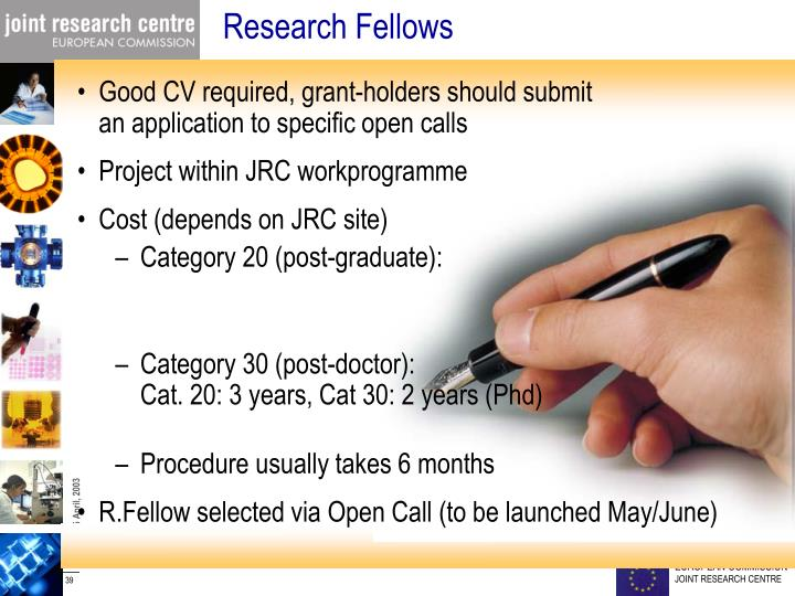Research Fellows
