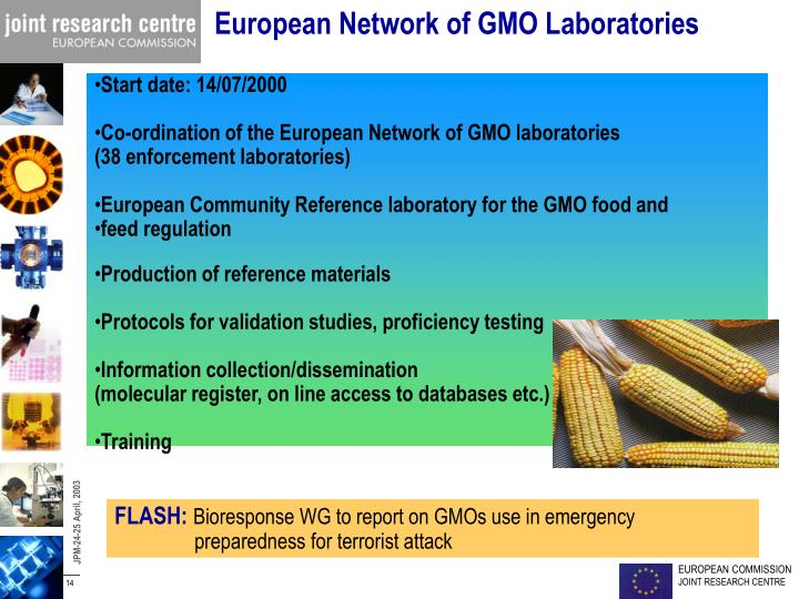 European Network of GMO Laboratories