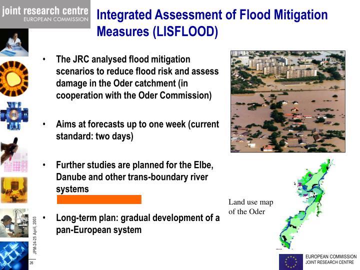 Integrated Assessment of Flood Mitigation