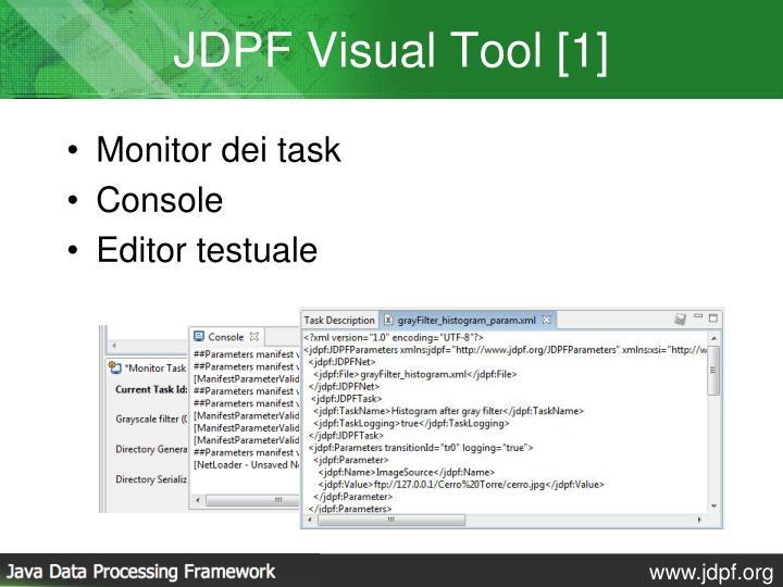 JDPF Visual Tool [1]