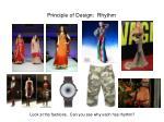 principle of design rhythm1