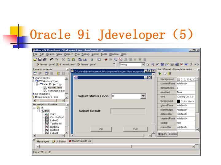 oracle 9i forms Oracle 9i download free download - openlink lite edition odbc driver for oracle 9i, openlink lite edition odbc driver for oracle 8i & 9i, openlink multi-tier edition odbc driver &amp server components for oracle 8i &amp 9i, and many more programs.