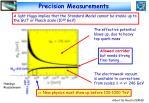 precision measurements1