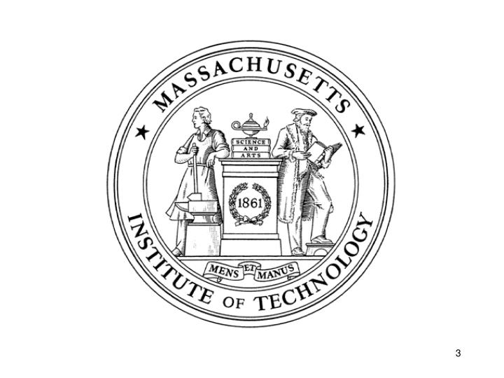 Educational and technology at mit