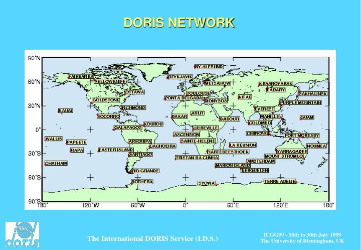 DORIS NETWORK