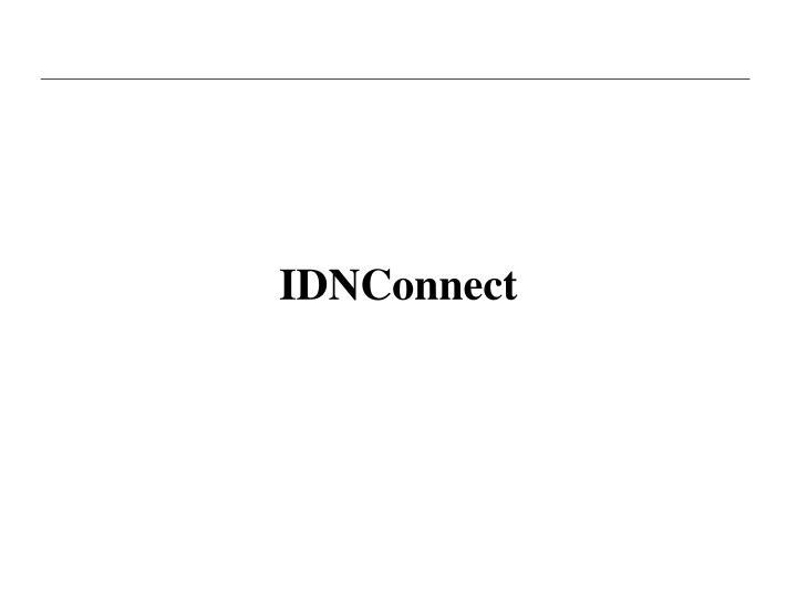 IDNConnect