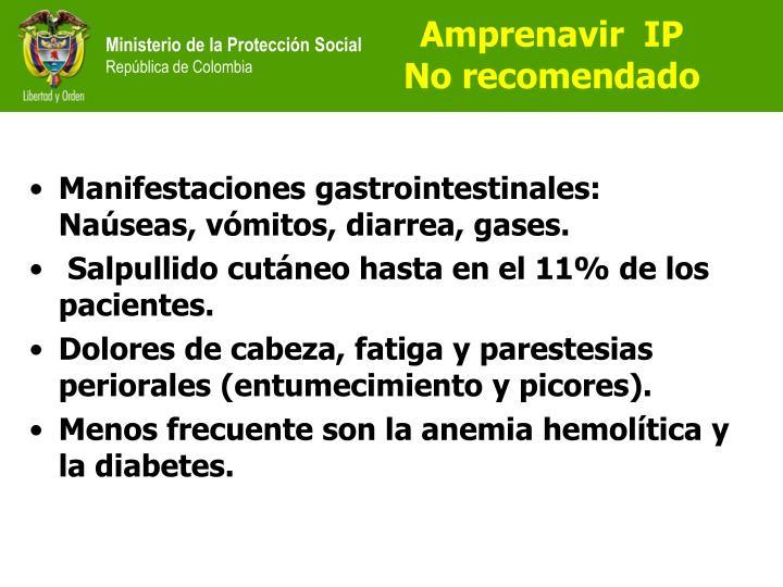 Amprenavir  IP