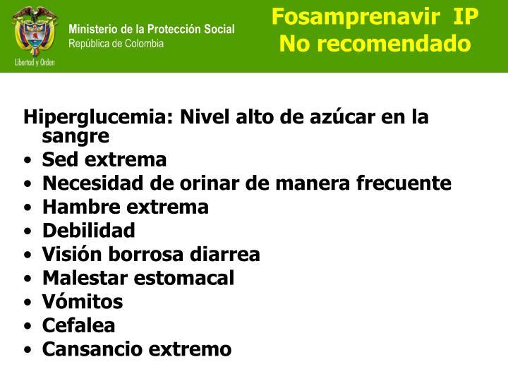 Fosamprenavir  IP