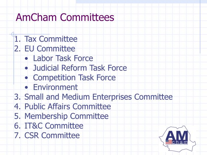 Tax Committee