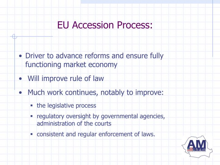 EU Accession Process: