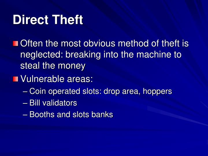 Direct Theft