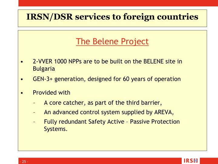 The Belene Project