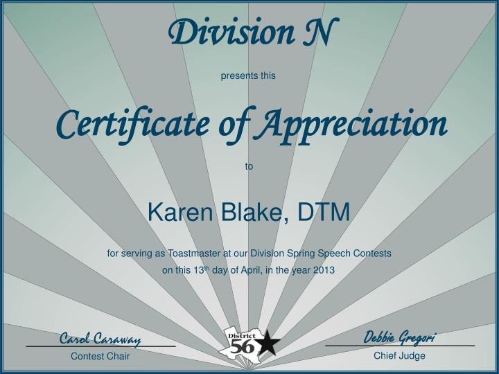 Division N