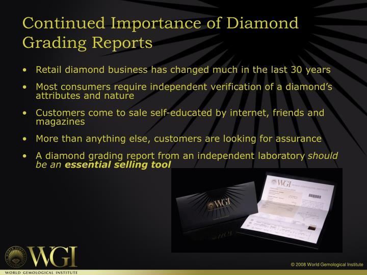 Retail diamond business has changed much in the last 30 years