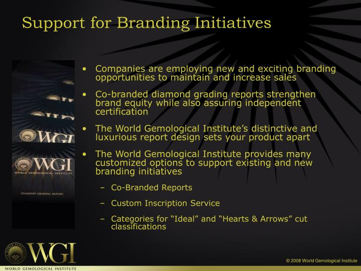 Companies are employing new and exciting branding opportunities to maintain and increase sales