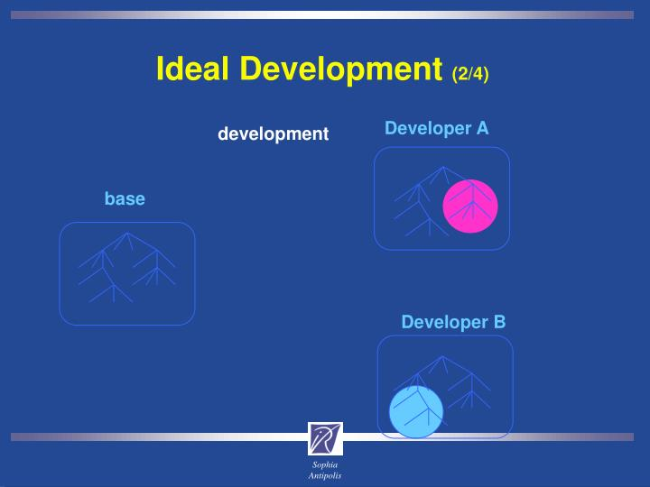 Ideal Development