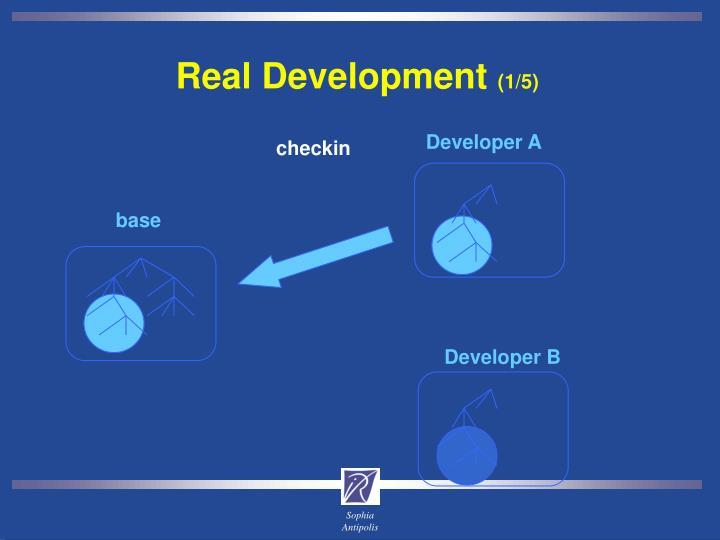 Real Development