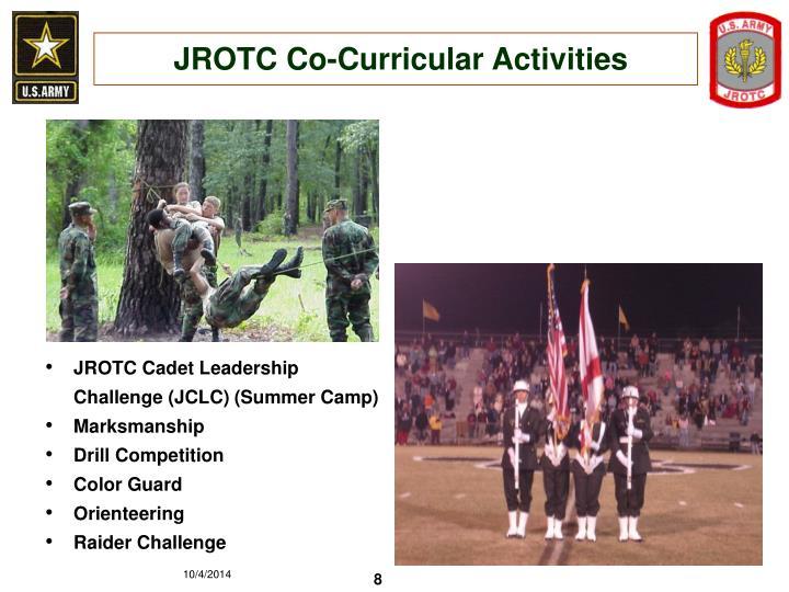 How does rotc build leadership