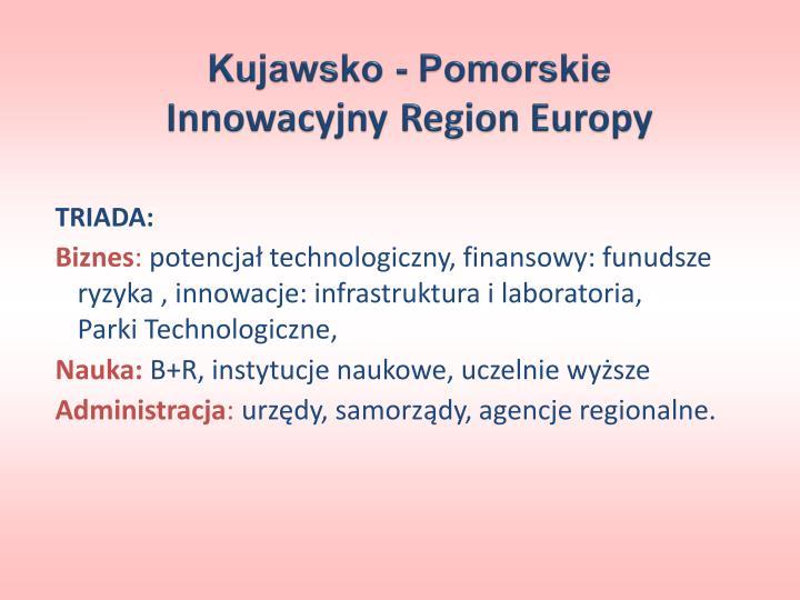 Kujawsko - Pomorskie