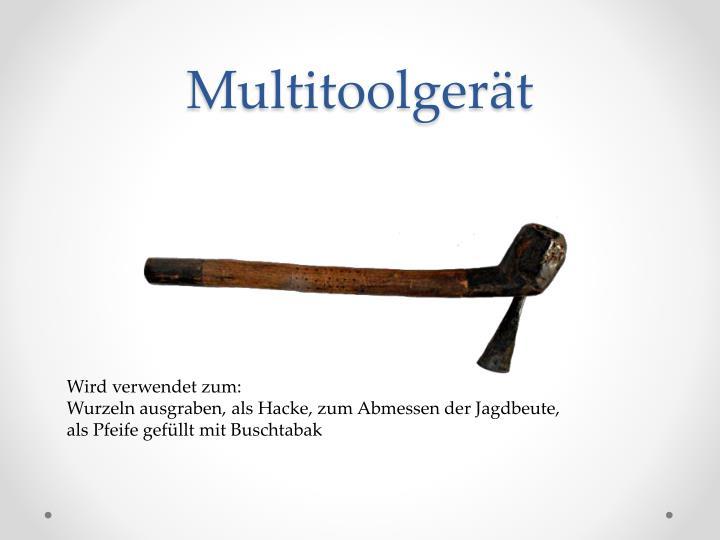 Multitoolgerät