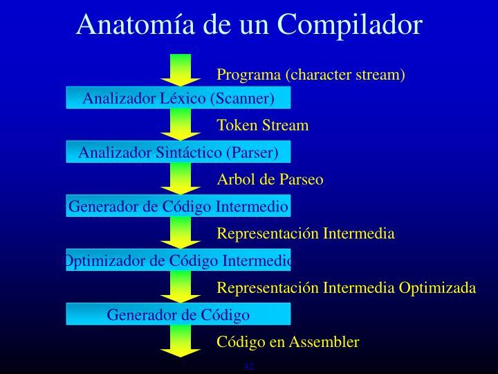 Programa (character stream)