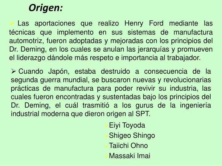 Origen: