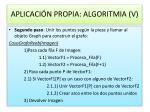 aplicaci n propia algoritmia v