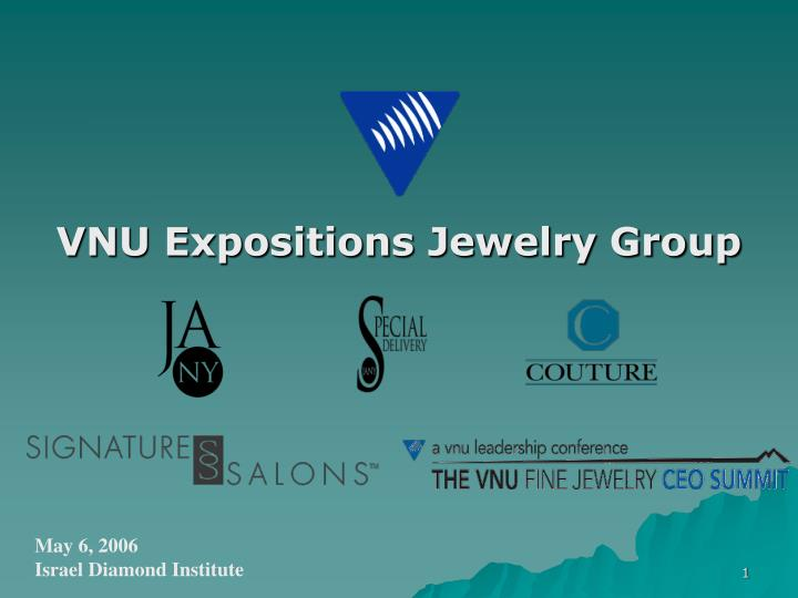 VNU Expositions Jewelry Group