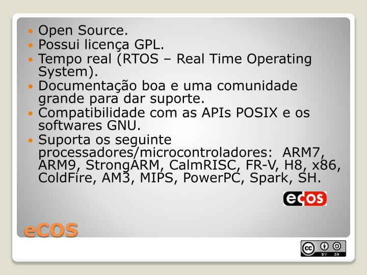 Open Source.