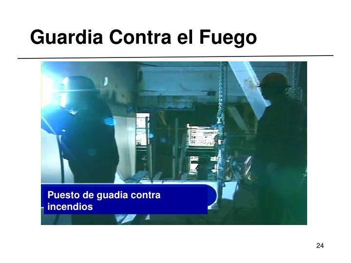Guardia Contra el Fuego