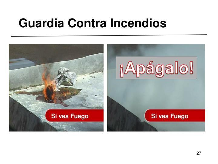 Guardia Contra Incendios