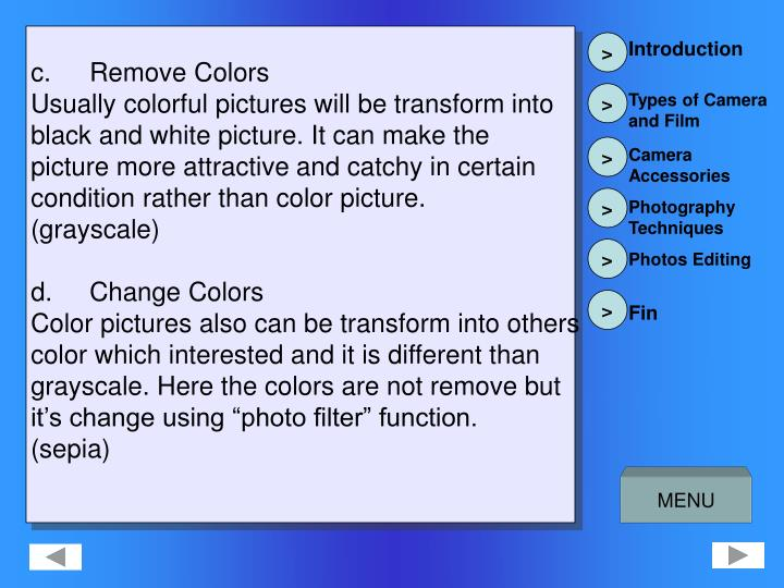 Penyelarasan Warna Gambar 2