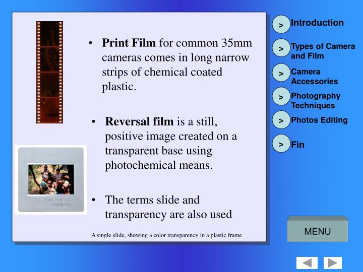 Print Film