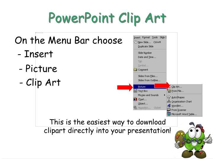 - Clip Art