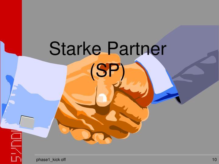 Starke Partner (SP)