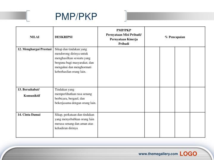 PMP/PKP