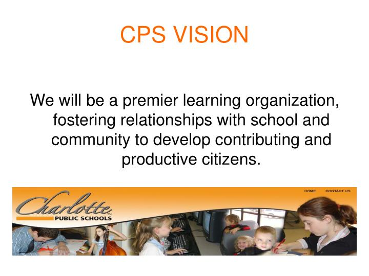 Cps vision