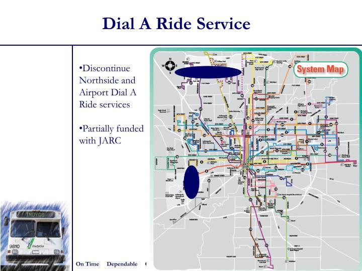 Dial A Ride Service