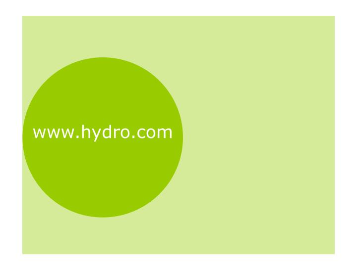 www.hydro.com