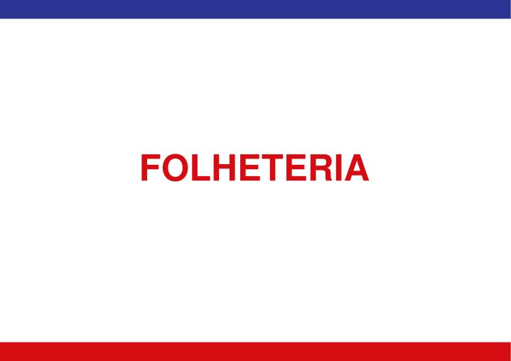 FOLHETERIA