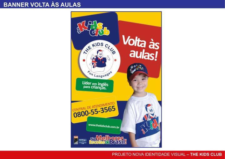 BANNER VOLTA ÀS AULAS